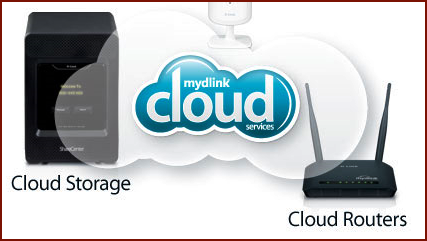 Cloud Services D-Link