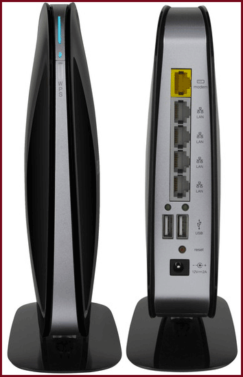 Router wireless dual band N+ PLAY N750 DB